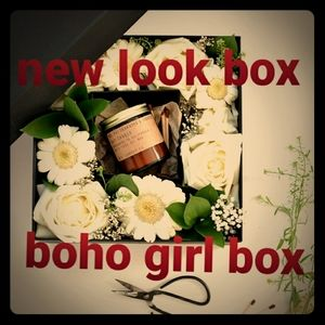 Mini new look box mystery box